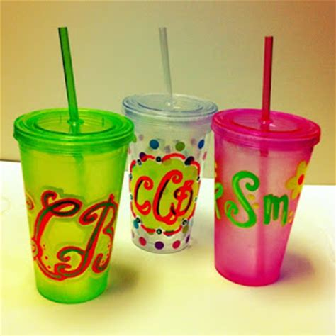 Decorate Tumbler Cups by Up Creative Diy Decorative Tumblers