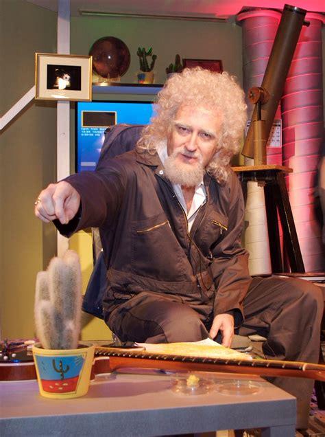 queen guitarist astrophysicist  badger fan brian   born