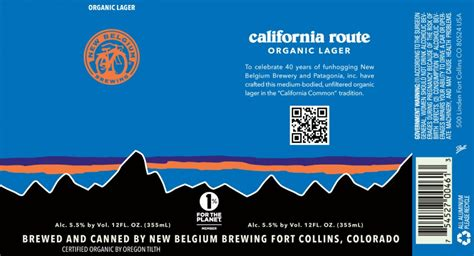 in patagonia 40th anniversary edition books patagonia brews the california route limited edition lager