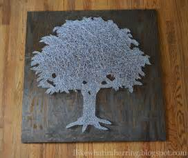 i like what i m herring big ol tree string art