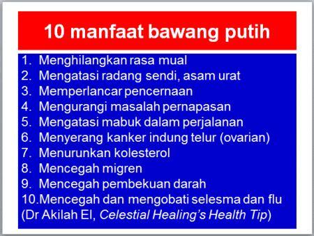 Garlic 77 Obat Herbal Kolesterol Alami Mujarab herbal mujarab sano dan fides herbal multi khasiat vigor