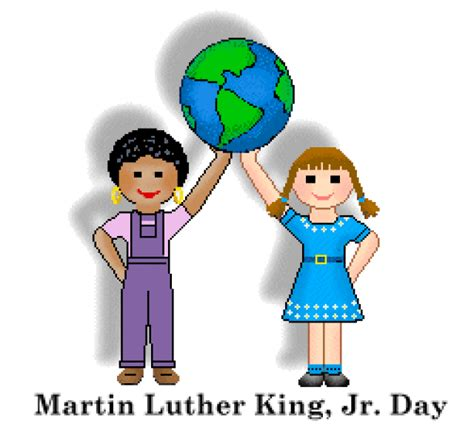 Clip Clinton On Martin Luther King by Mlk Clipart Free Clip Free Clip On