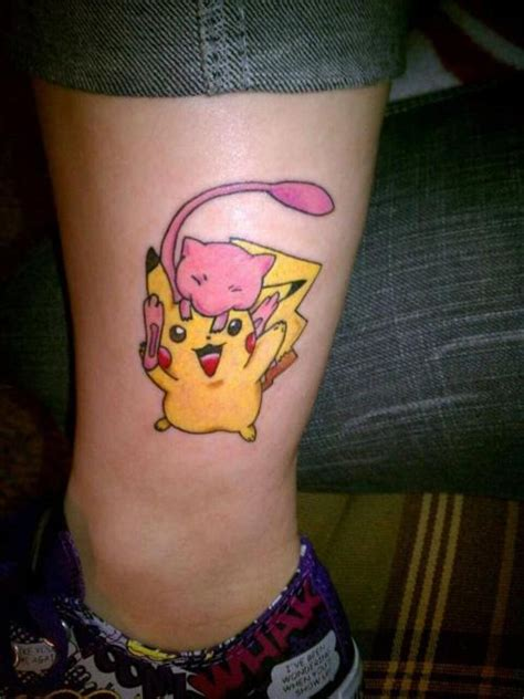 pokemon tattoo designs tattoos designs ideas and meaning tattoos for you
