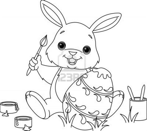 coloring pages for easter bunny easter bunny pictures to color