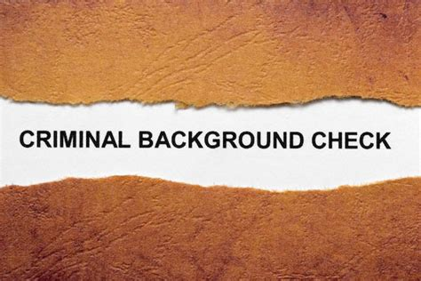 Comprehensive Criminal Background Check Background Check Resources Fcra Compliance Industry Resources