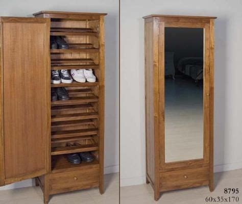 zapatero armario colonial cosas de casa en  mueble zapatero muebles  muebles  zapatos