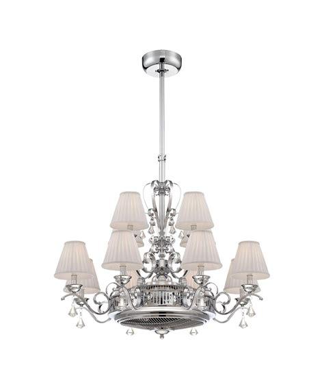 decorating impressive lovely chandelier ceiling fan light