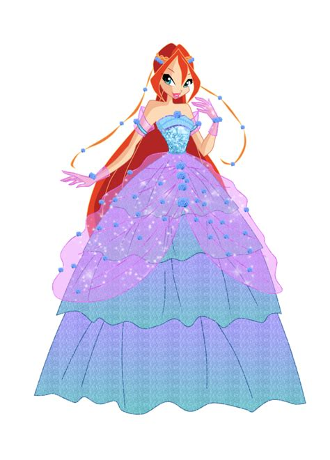 Bloom Dress bloom in dress the winx club fairies fan