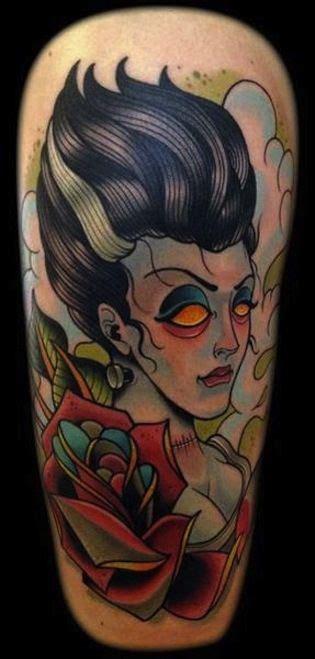new school frankenstein tattoo 272 best old school neo trad images on pinterest tattoo