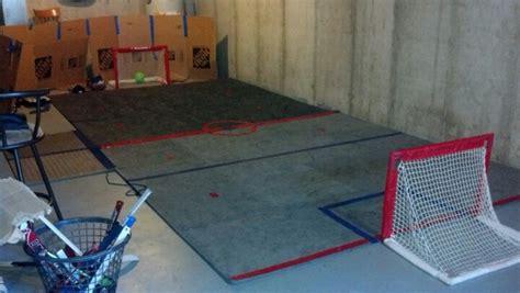 Knee Hockey Mat by Knee Hockey Rink Hockey Room