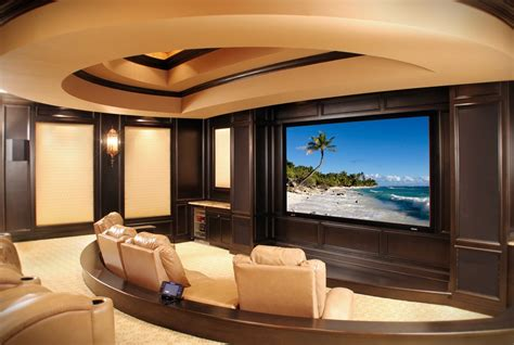 ultra luxe home  theaters