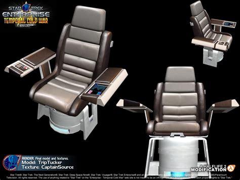 Trek Captains Chair by Enterprise Nx 01 Bridge Replica Page 3 The Trek Bbs