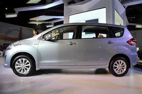 Tv Mobil Suzuki Ertiga moved temporarily
