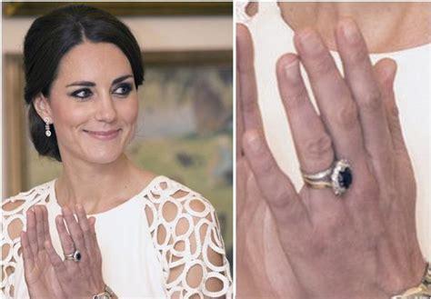 Wedding Ring Kate Middleton by Image Gallery Kate Middleton Wedding Bands