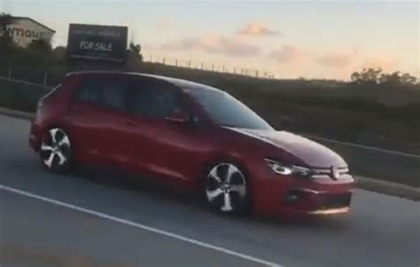 Volkswagen Golf Mk8 2020 by Is This The New 2020 Volkswagen Golf Mk8 Top Speed