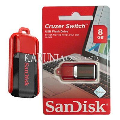 jual beli usb flashdisk sandisk cruizer switch 8gb