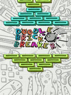 doodle brick doodle brick breaker java for mobile doodle brick