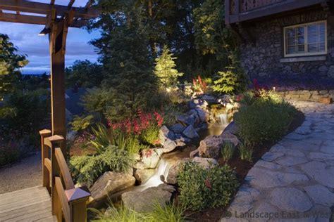 landscape lighting exles 7 outdoor lighting exles for portland landscaping