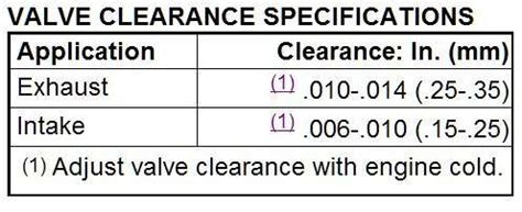 k2700 kia engine valve clearance free worksheets library