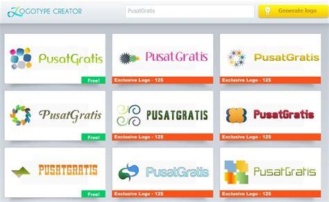 membuat logo gratis logotype creator cara membuat logo online dengan mudah
