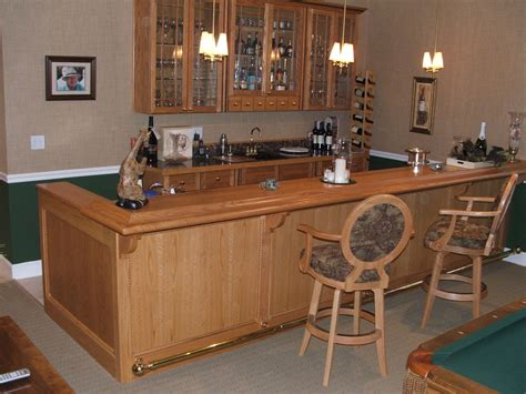 antique back bar furniture home bar design