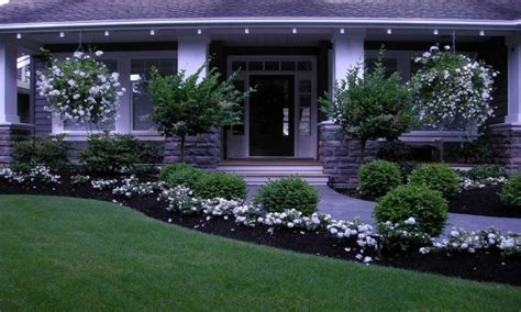 low maintenance landscaping ideas house home ideas gorgeous low maintenance front yard landscaping flowers
