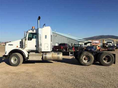 2009 kenworth truck 2009 kenworth t800 sleeper truck for sale 432 000 miles