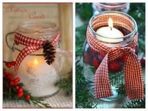 The sweetest nest diy christmas mason jars