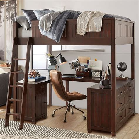 Apply For Pottery Barn Credit Card Beadboard Loft Bed Pbteen