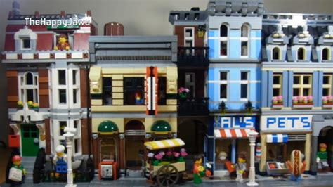 The Office Creator by Lego Detective S Office Conversion Moc The Highlander Pub