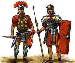 the armour of a soldier of christ » soldiers of christ