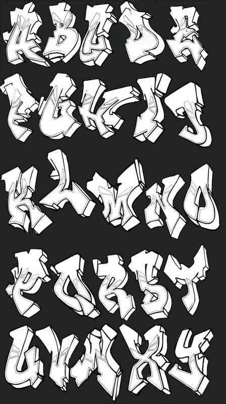 hair wallpapper graffiti letters shadow