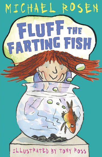 fluff books fluff the fish scholastic club