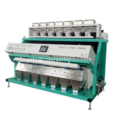 color processing bean color sorter machine from china color sorting