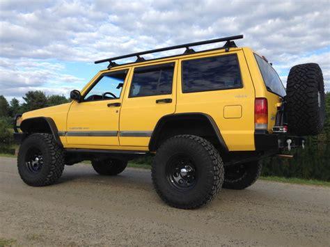 jeep cherokee yellow overland build yellow jeep xj jeep cherokee forum