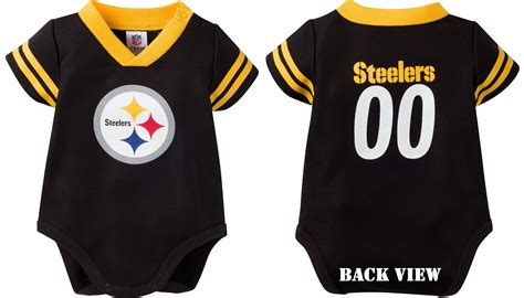 steelers jersey steelers player jersey baby bodysuit