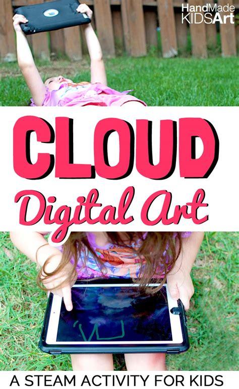 easy digital art  kids kids steam lab
