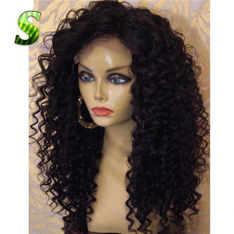 lace front wigs for black women brazilian full lace human hair wigs for black women deep