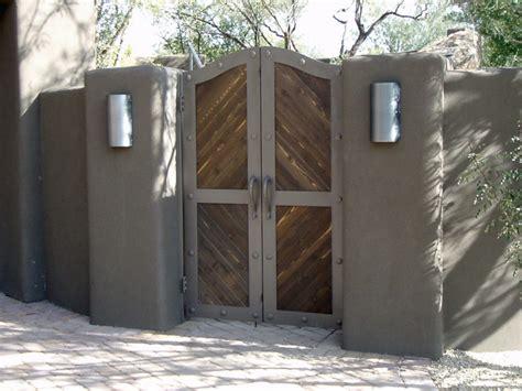 courtyard gates courtyard gates contemporary exterior by