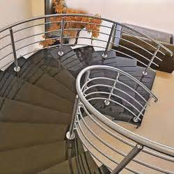 Round Stair Railing by Steel Plus Railing Solution Steel Plus Manufacturer Of