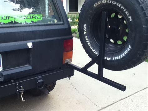 Jeep Xj Rear Tire Carrier Xj Rear Bumper W Tire Carrier Jeep Forum