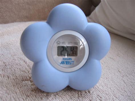 thermometre chambre bebe le thermom 232 tre chambre b 233 b 233 en 40 id 233 es archzine fr
