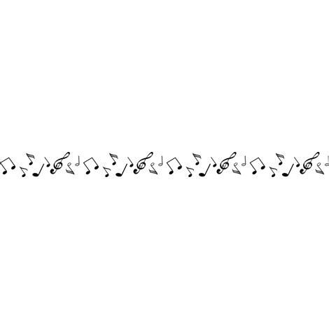 cenefas musicales vinilo de cenefa de notas musicales ref 111701001838