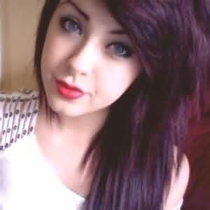 purple black hair color purple black hair basically my hair color right now