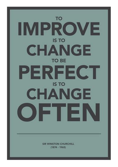 printable quotes about change change often art print by neilrobertleonard