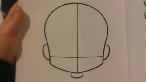 free chibi head template by kaotikkupkake on deviantart