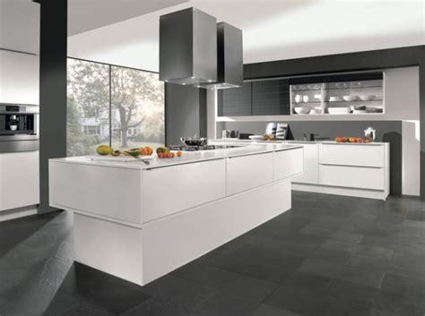 Cuisine Grise Et Blanche Design by Cuisine Design Grise Blanche Cuisine Gris