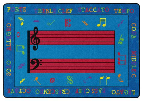 musical rug rug for classroom rugs ideas
