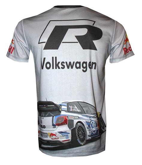 Polo Shirt Vw Racing vw polo wrc t shirt with logo and all printed picture t shirts with all of auto