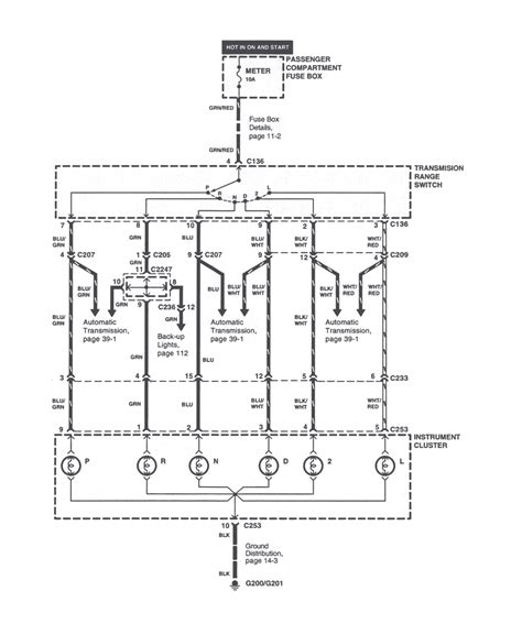 2000 kia sportage wiring diagram 2000 lincoln town car